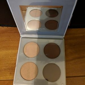 Pur Sculptor highlighting & contour palette NIB